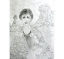 Sorrowful Queen of Ireland Photographic Print