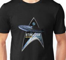StarTrek Command Silver Signia USS Kelvin Unisex T-Shirt