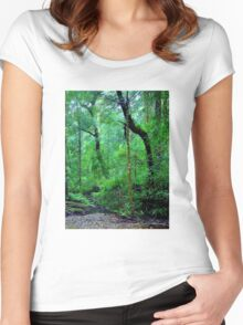 Lush and Green Women's Fitted Scoop T-Shirt