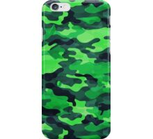 Camo 1 iPhone Case/Skin