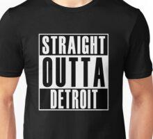 Straight Outta Detroit Unisex T-Shirt
