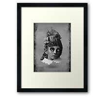 The Slither Framed Print