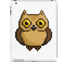 8-Bit Owl iPad Case/Skin