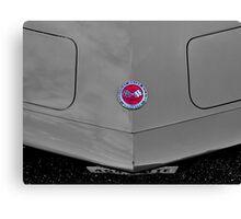 Corvette, by Chevrolet Canvas Print