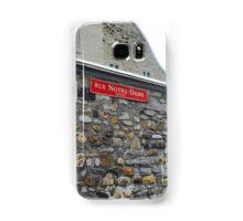 Rue Ouest Samsung Galaxy Case/Skin