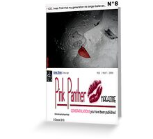 Published Issue n8 october 2010 (1) Greeting Card