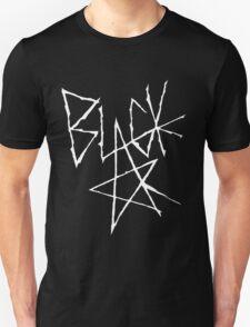 Soul eater - Black Star Signature (White) T-Shirt