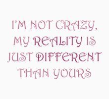 I'm Not Crazy by AmazingVision