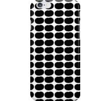 Dalmatian stains iPhone Case/Skin