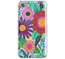 Bright Floral iPhone Case/Skin