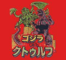 GODZILLA VS. CTHULU  Kids Clothes