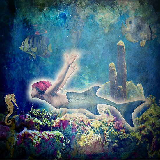 The Little Mermaid by Gal Lo Leggio