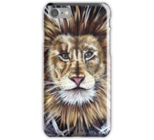 Big Cat Series Lion  iPhone Case/Skin