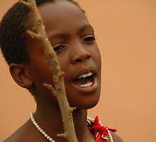 Swaziland girl by Cammi