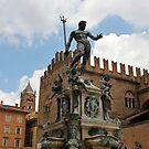 Postcard from Bologna by Elena Skvortsova