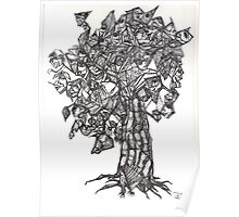 The Tree of the Strange the Fruit Poster
