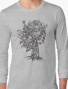 The Tree of the Strange the Fruit Long Sleeve T-Shirt