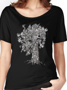 The Tree of the Strange the Fruit Women's Relaxed Fit T-Shirt