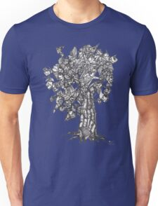 The Tree of the Strange the Fruit Unisex T-Shirt