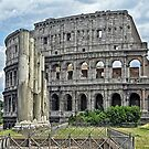 The Colosseum by Nigel Fletcher-Jones