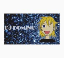 DJ Domino Wallpaper Kids Clothes