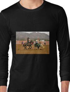 Jousting ! Long Sleeve T-Shirt