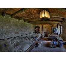 Sleeping Quarters Photographic Print