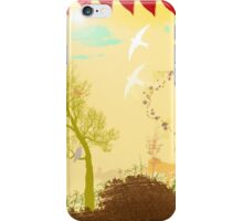 Fairy Tale Relax iPhone Case/Skin