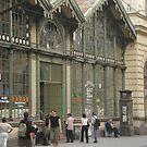 masarykovo nadrazi (train station) by rainbowvortex