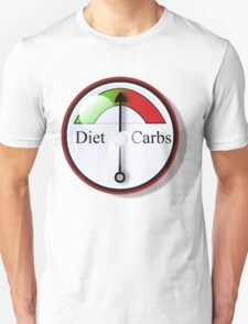 Diet carb dial Unisex T-Shirt