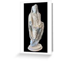 Emperor Tiberius Greeting Card