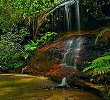 Cataract Falls by VanceRoyce