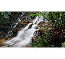 Leura Cascades #2 Photographic Print