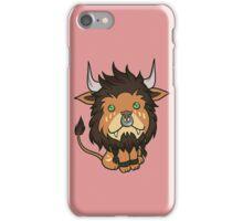Tan Feral Druid iPhone Case/Skin