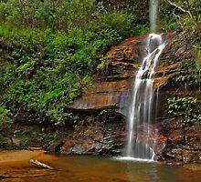 Minnehaha Falls #1 by VanceRoyce