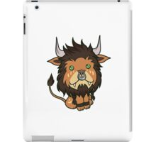 Tan Feral Druid iPad Case/Skin