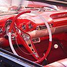 Impala Interior by Mark Ramstead