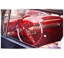 Impala Interior Poster