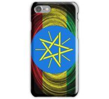 Ethiopia Twirl iPhone Case/Skin