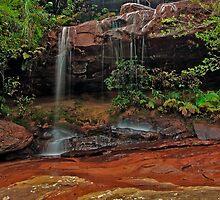 St. Michael's Falls by VanceRoyce