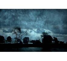 Stormy Weather © Photographic Print