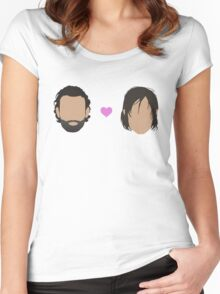 TWD - Rickyl Women's Fitted Scoop T-Shirt