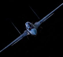Sukhoi SU-30 Flanker by captureasecond