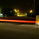Cars at Night by Thomas Scurr