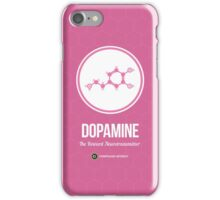 Neurotransmitter Series: Dopamine iPhone Case/Skin