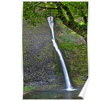 Horsetail Falls Poster