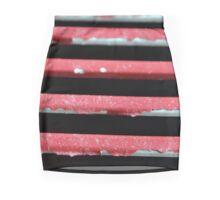 Shedding Skin Mini Skirt
