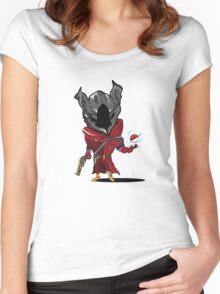 Warlock. Women's Fitted Scoop T-Shirt