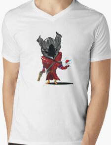 Warlock. Mens V-Neck T-Shirt