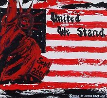 United We Stand by Joyce MacPhee